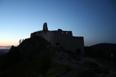 cadeau de mariage château de Čachtice