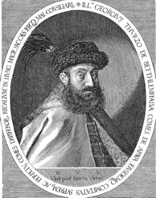 György Palatin Thurzo (cousin)