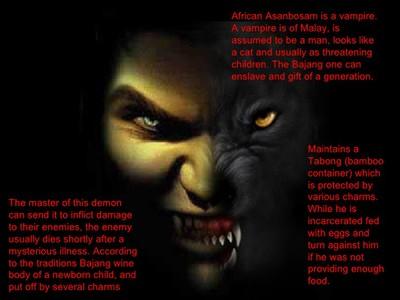 Vampire - Lycan