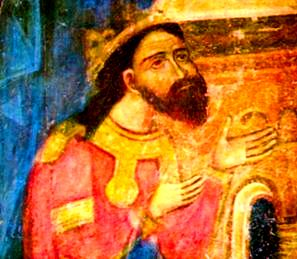 Basarab Cel Mare - trisaïeul
