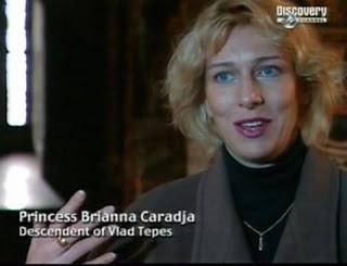 Princesse Brianna Caradja