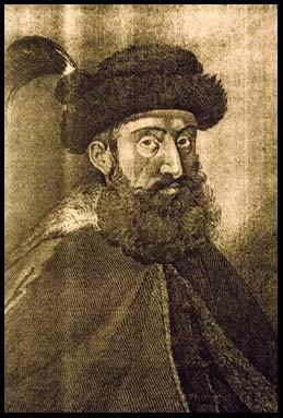 György Báthory d'Ecsed (son père)