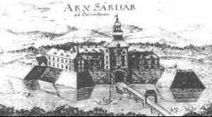 château de Sárvár