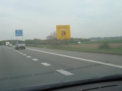 Bienvenue en Flandres (Vlaanderen)