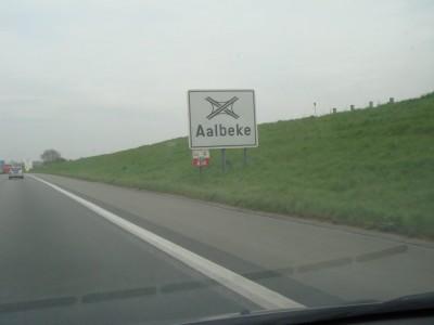 échangeur Aalbeke