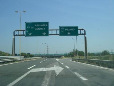 échangeur A4 / A26 direzione (2)