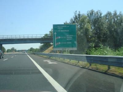 échangeur A26 / A21