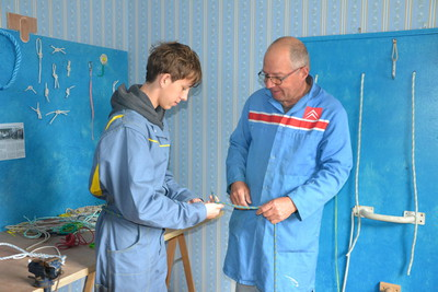 Rotary club challans saint jean de monts for Garandeau carrelage