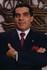 Ben Ali, l'ancien président tunisien, es