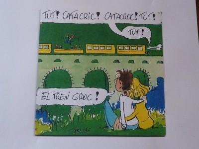CD del tren groc