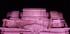 L'Arc de Triomphe en rose.