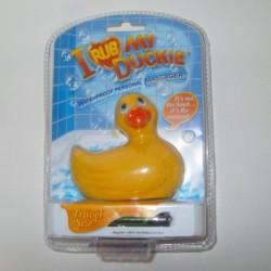 Duckie le célèbre canard vibrant