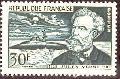 Timbres sur Jules Verne