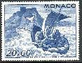 Superbe timbre de Monaco