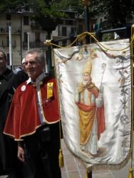 la confrérie de la Saint Eloi représentée en Italie