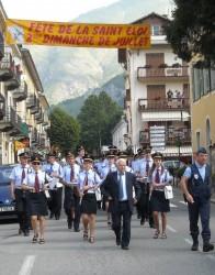 fanfare de Robilente (Italie)