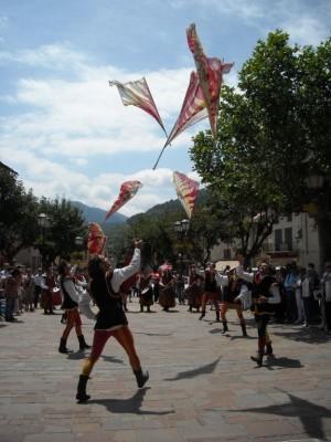 lanceurs de drapeaux (Italie)
