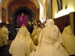 Messe du Vendredi Saint.