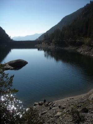 Le Lac des Mesces.