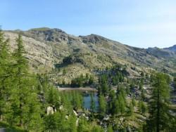 Le Lac Vert de Fontanalba