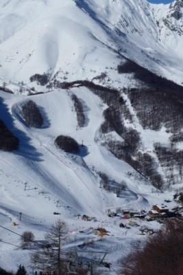 Limone 1400 : Kinder Park et snowpark