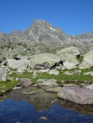 Cime des Lacs (2510m).