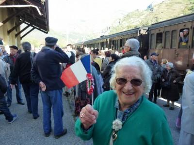 Pierrine, 93 ans. Un souvenir d'enfant reprend vie sous ses yeux.