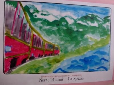 dessin de Piera, 14 ans (La Spezia-Italie)