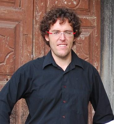 Franck Marcon, Titulaire des orgues Serassi.