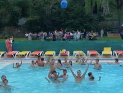 Soirée piscine 2013.