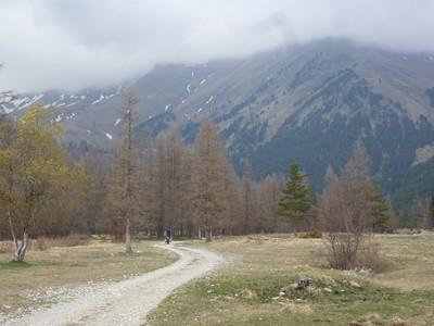 De belles pistes sur le site de Castérino
