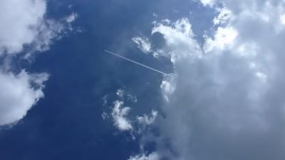Contempler le ciel...