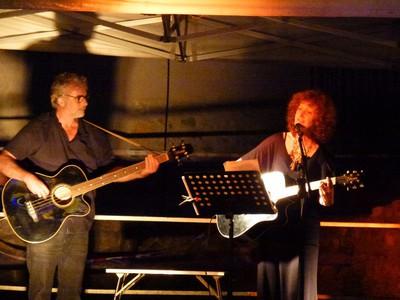 Joël Isba & Zaïna Folco
