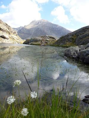 Le Lac du Trem, Le Bego