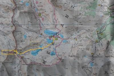 Carte IGN 3841OT vallée de la Roya (2)