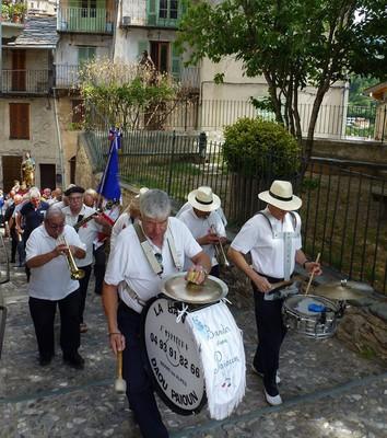 La Banda Daou Paioun les accompagne