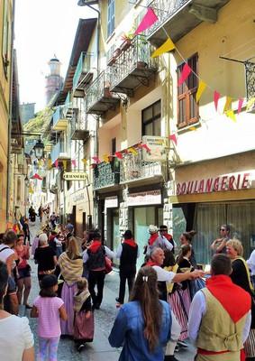 Montée rue de France, en dasant !!