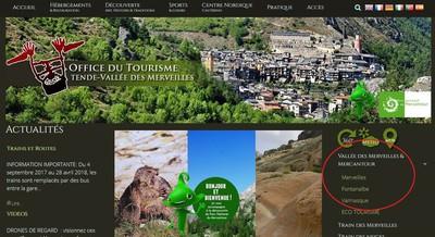 Cliquer pour accéder au site de l'office de Tourisme