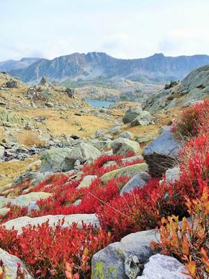 Fin septembre dans la Vallée des Merveilles