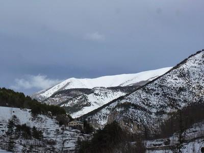 Ciel sur le mont Bertrand : Quand le gris devient bleu