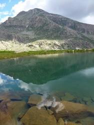 Le lac Mouton