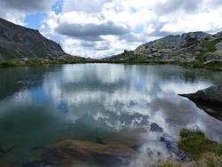 Toujours le lac Mouton!