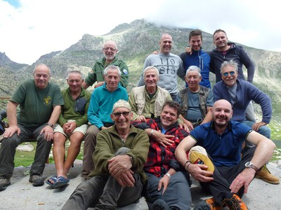 Groupe de pêcheurs !
