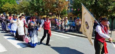 Groupe folklorique de Limone Piemonte
