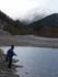 Au lac de Castérino.