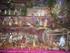 Crèche de Noel à l'ermitage.