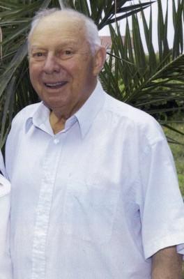 André Cavaillé, ancien Maire de Sorède