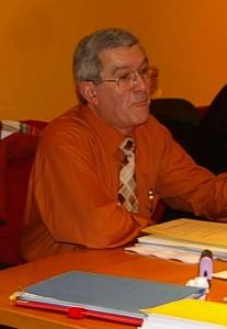 Christian GRI, Président de NDC...