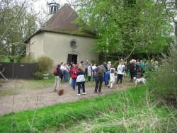 la chapelle de Saint Livier