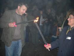 entraide allumage torches